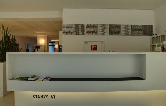 Empfang stanys Hotel & Apartments