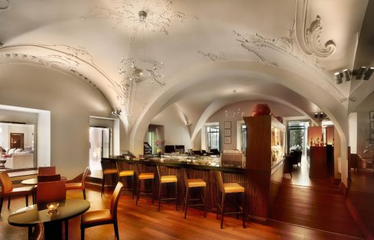 Hotel-Bar The Grand Mark Prague The Leading Hotels of The World