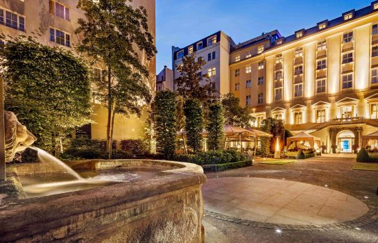 Garten The Grand Mark Prague The Leading Hotels of The World