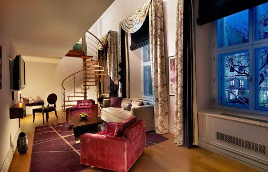 Suite The Grand Mark Prague The Leading Hotels of The World