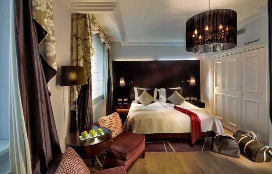 Zimmer The Grand Mark Prague The Leading Hotels of The World