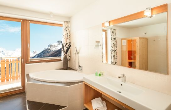 Suite Natur Idyll Hochgall