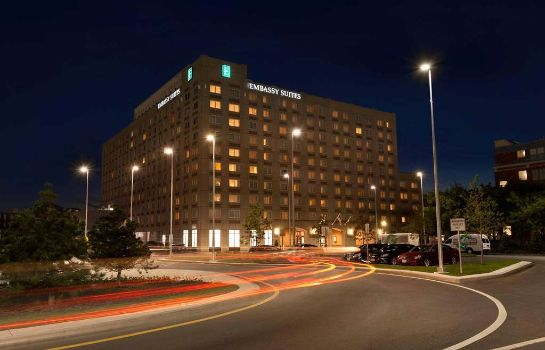 Außenansicht Embassy Suites by Hilton Boston at Logan Airport