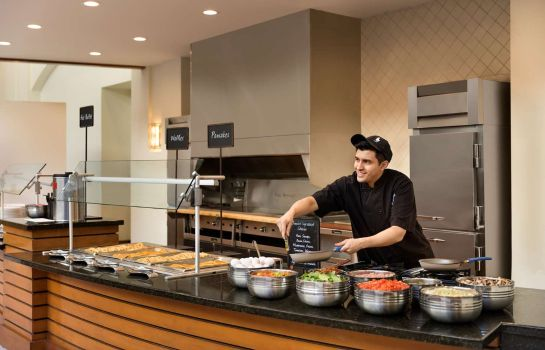 Restaurant Embassy Suites by Hilton Boston at Logan Airport
