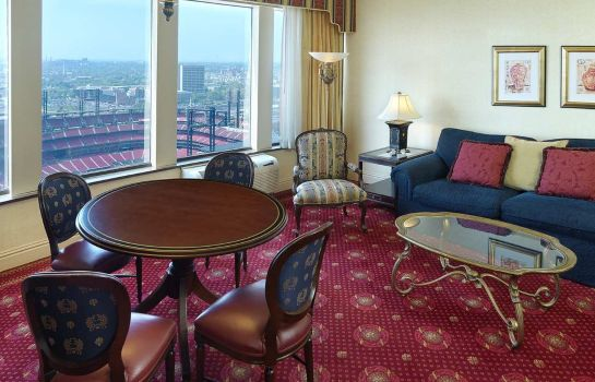 Suite Hilton St. Louis at the Ballpark