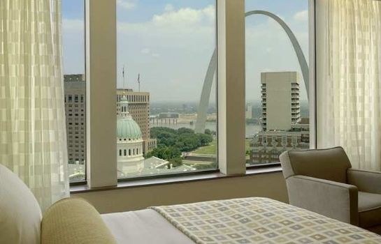 Room Hilton St. Louis at the Ballpark
