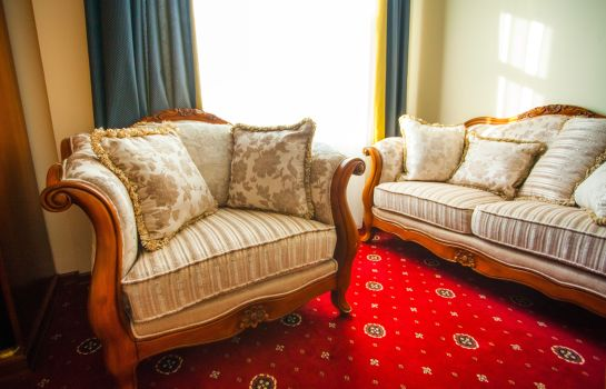 Junior Suite Amur hotel