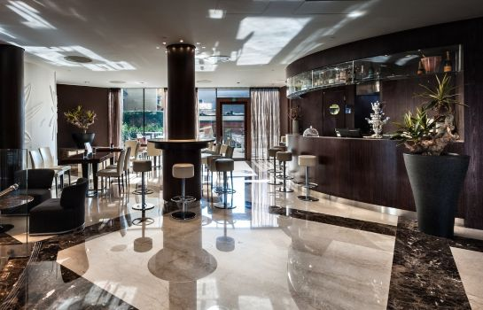 Hotel-Bar Crowne Plaza MILAN CITY