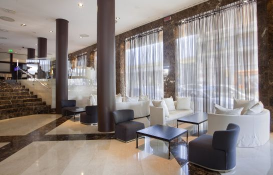 Hotelhalle Crowne Plaza MILAN CITY