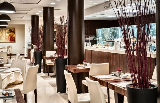 Restaurant Crowne Plaza MILAN CITY