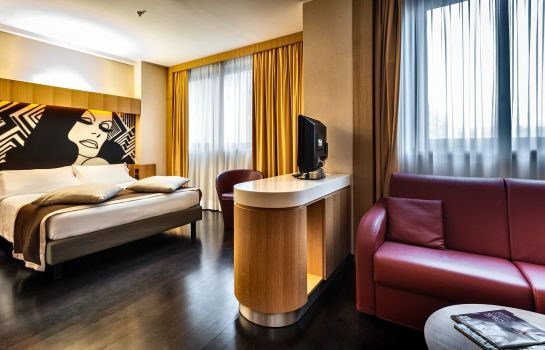 Zimmer Crowne Plaza MILAN CITY