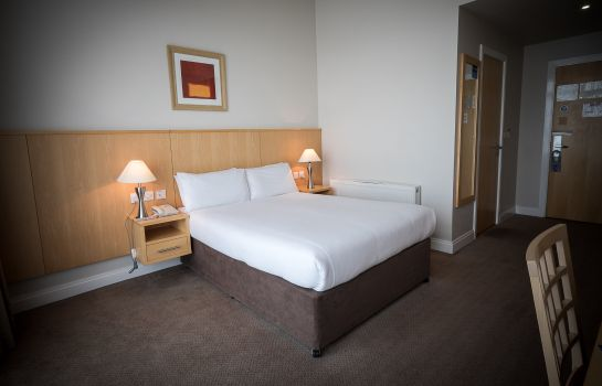 Chambre double (standard) Travelodge Dublin Airport South