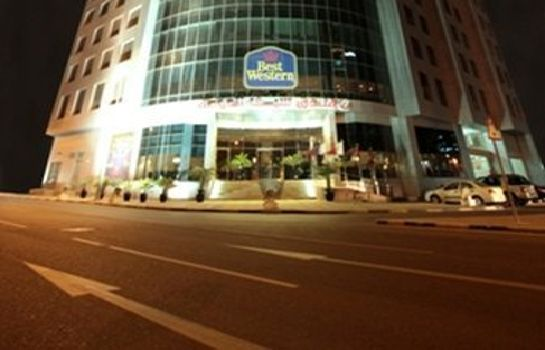 Exterior view Plaza Inn Doha