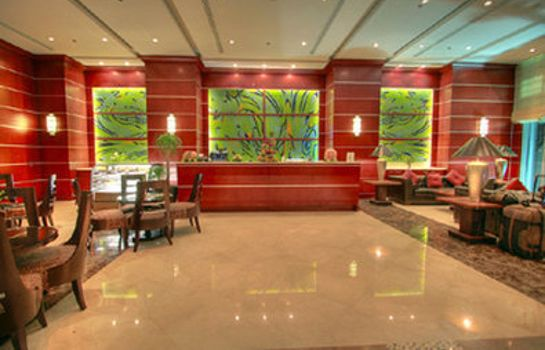 Hotel bar Plaza Inn Doha
