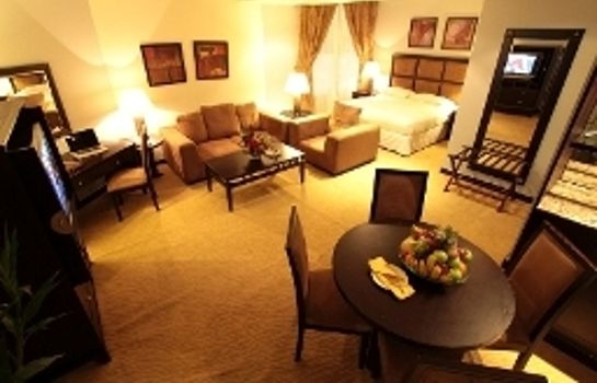 Junior suite Plaza Inn Doha