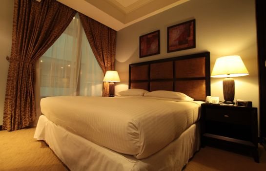 Single room (standard) Plaza Inn Doha