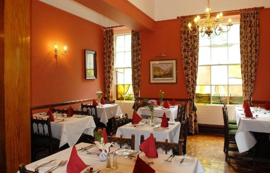 Restaurant Londonderry Arms Hotel Londonderry Arms Hotel