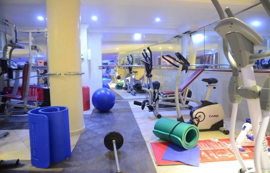 Sports facilities Hotel Rabat