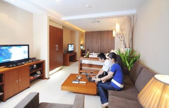Camera standard Wuzhishan International Hotel Haikou