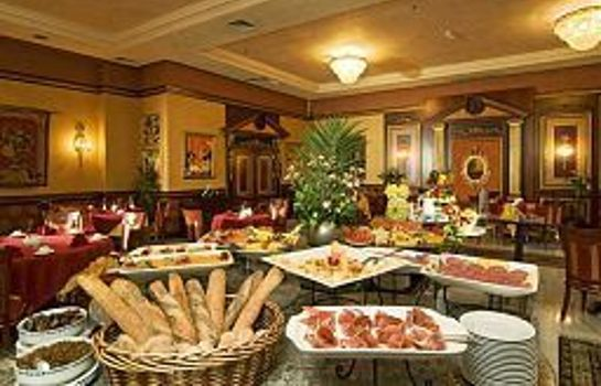 Breakfast buffet Royal Mirage Deluxe Marrakech