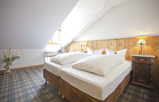Double room (standard) Die Post Landgasthof