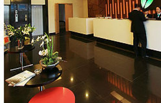 Hotelhalle Jin Jiang Inn Style Nancheng International Business District