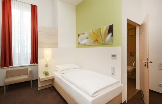Chambre individuelle (standard) H+ Hotel München