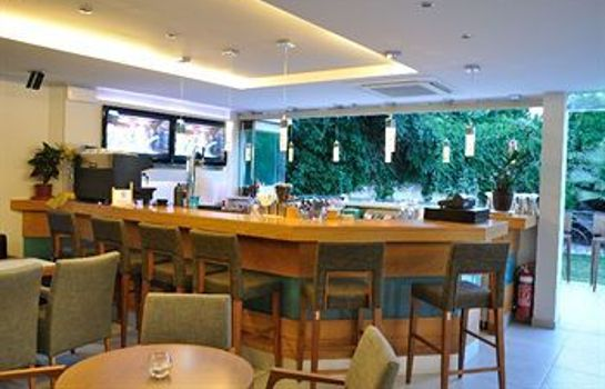 Hotel bar Corfu Mare Boutique Hotel