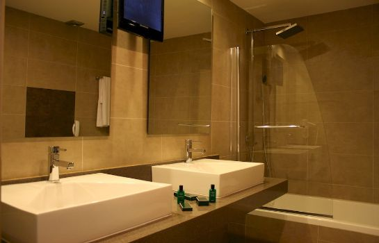 Bagno in camera Corfu Mare Boutique Hotel