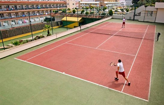 Tennis court Hotel Guitart Gold Central Park Aqua Resort 4*