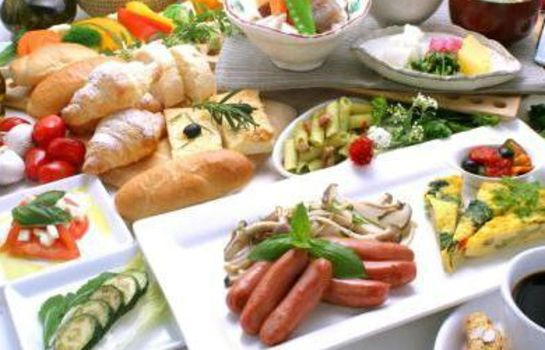 Breakfast Buffet Mitsui Garden Hotel Shiodome Italia Gai