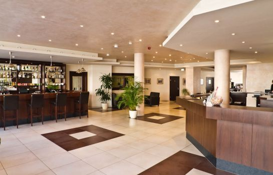 Hall Ivbergs Hotel Berlin Messe