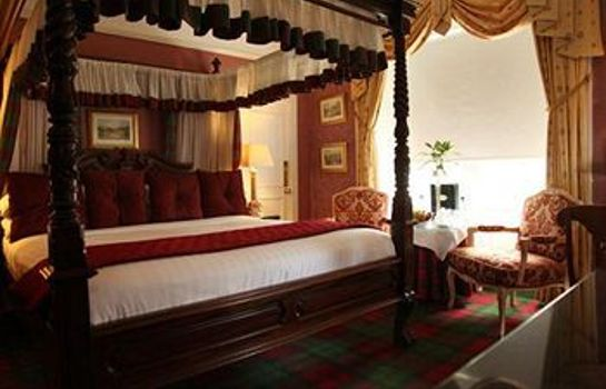 chambre standard Dalmeny Park Country House Hotel and Gardens