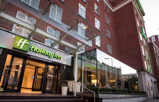 Vista exterior Holiday Inn LONDON - KENSINGTON HIGH ST.