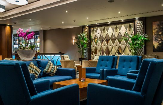 Bar del hotel Holiday Inn LONDON - KENSINGTON HIGH ST.