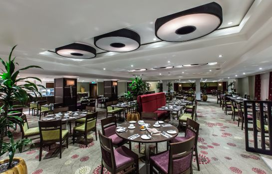 Restaurante Holiday Inn LONDON - KENSINGTON HIGH ST.