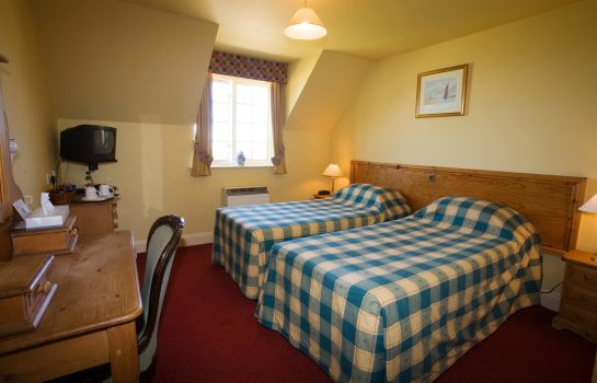 Double room (standard) Lifeboat Inn