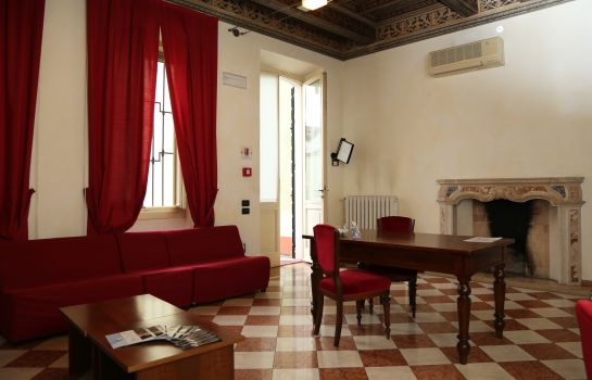 Hotelhalle Antica Dimora Mantova City Center