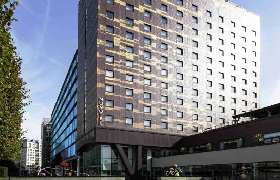 Außenansicht Novotel London Paddington