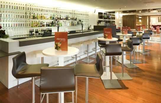 Hotel bar Novotel London Paddington