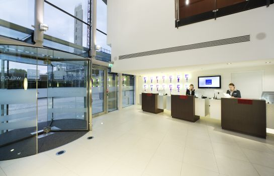 Reception Novotel London Paddington