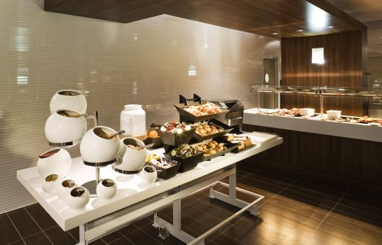 Frühstücks-Buffet Novotel London Paddington