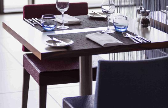 Restaurant Novotel London Paddington