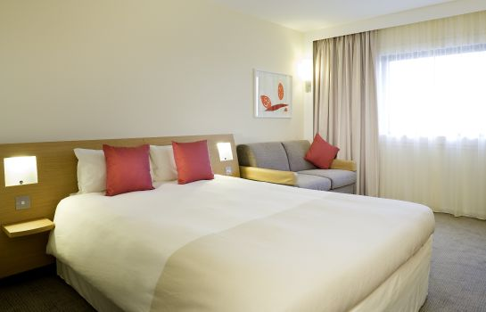 Camera doppia (Comfort) Novotel London Paddington