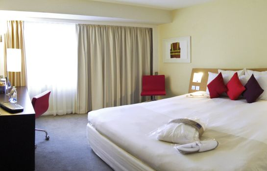 Doppelzimmer Komfort Novotel London Paddington