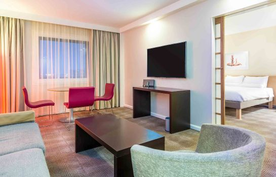 Zimmer Novotel London Paddington