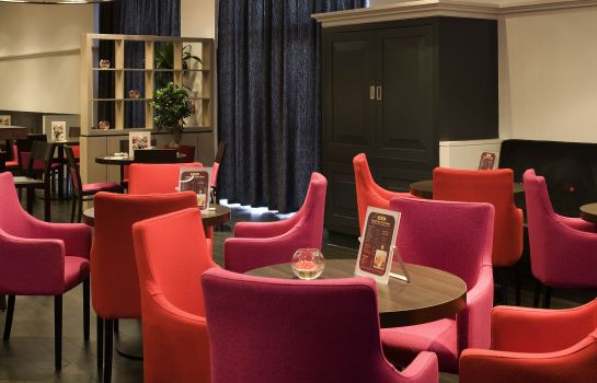 Hotel bar ibis Bristol Temple Meads Quay