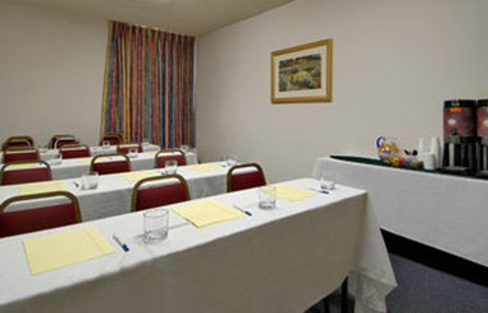 Sala de reuniones Quality Inn Houston