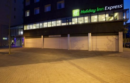 Buitenaanzicht Holiday Inn Express BARCELONA - CITY 22@