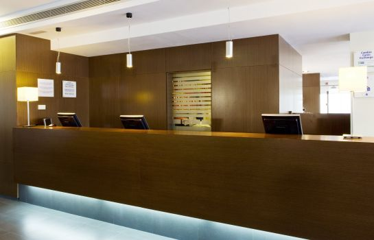 Hol hotelowy Holiday Inn Express BARCELONA - CITY 22@